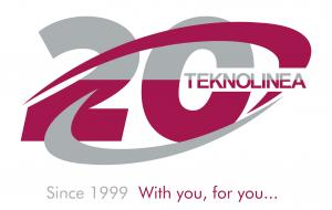 Diseño de Logotipo 25 Aniversario TEKNOLINEA